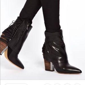 Sam Edelman Martina leather booties